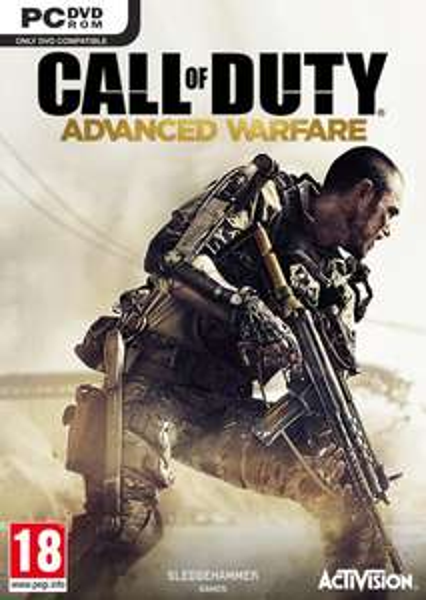 Call Of Duty: Advanced Warfare (PC) voor €10,- @ Media Markt