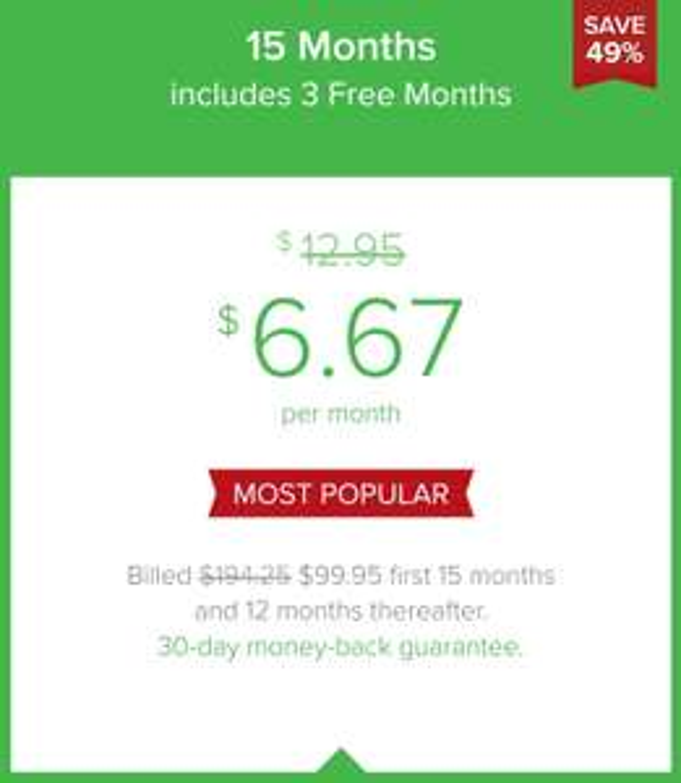 Express VPN 15 maanden plan 49% Korting.