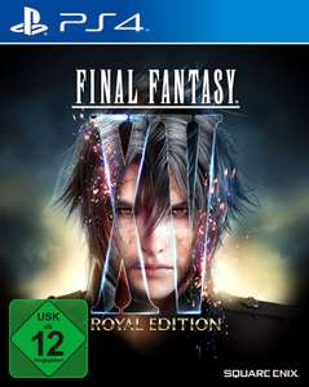 Final Fantasy XV - Royal Edition (PS4) @ Amazon.de
