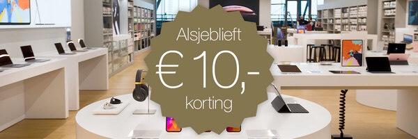 €10 Korting Bij Besteding Van €75 @ Amac