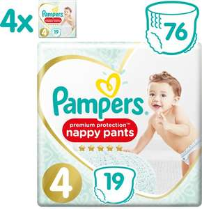 50% korting op Pampers Premium Protection Pants @Bol.com