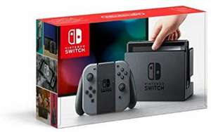 Nintendo Switch (grijs) @amazon.fr