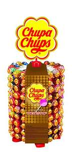 Chupa Chups Lollipops The Best Of 200 stuks @Amazon.de