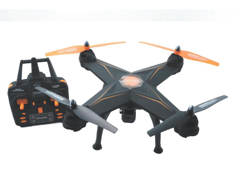 Denver DCH-640, 2.4GHz drone met ingebouwde camera @ Media Markt
