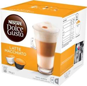 3 x 16 dolce gusto cups @vomar