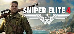 Sniper Elite 4 (Steam) voor €11,99