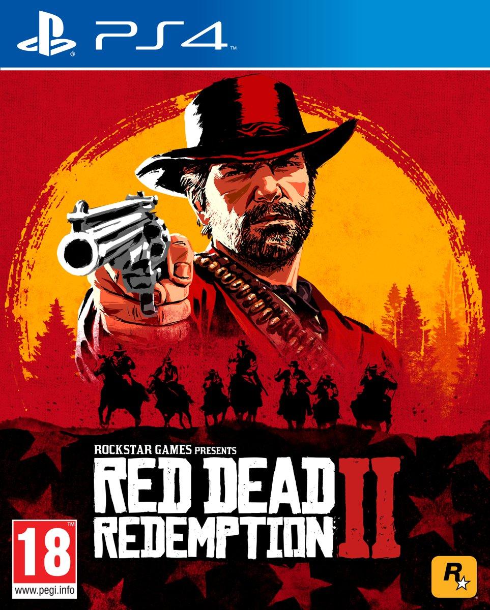 Red Dead Redemption 2 (PS4/XB1) @ Media Markt