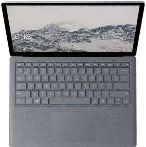 Microsoft Surface Laptop - Core i5 7200U / 2.5 GHz