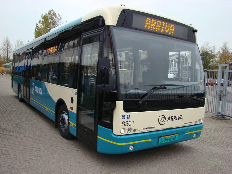 Buskaartje voor 10 personen door heel Brabant voor €10 @ Arriva