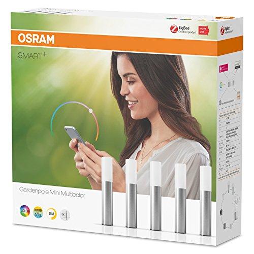 Osram Smart+ Gardenpole Mini Multicolor tuinverlichting @ Amazon.de