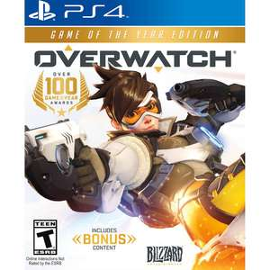 [PC/PS4/XboxOne] Overwatch gratis speelweek @ Blizzard