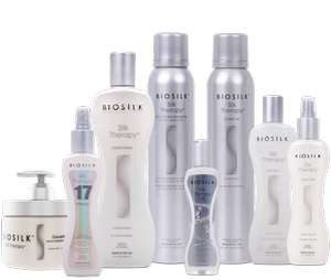 50% korting op Biosilk (en meer merken) + Biosilk Silk Therapy 15ml gratis @ John Beerens