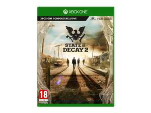 State of Decay 2 (Xbox One) voor €11 @ Media Markt