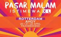 Tickets voor Pasar Malam 20-22 april voor €6,50 @ Groupon
