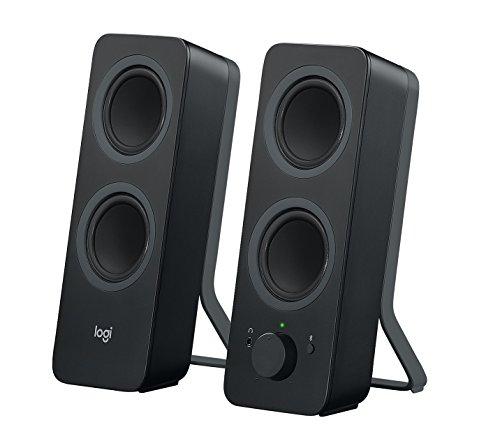 Logitech Z207 Draadloze stereoluidspreker 5W Zwart