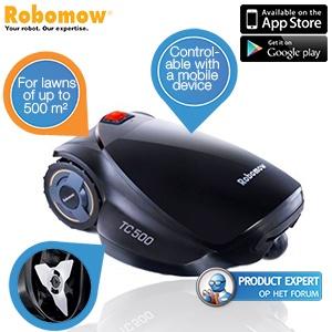 Robomow TC500 robotgrasmaaier voor € 808,90 @ iBOOD