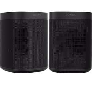 Sonos One (Duo pack)