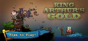 King Arthur's Gold gratis op Steam
