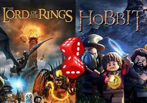Lego Hobbit of Lords of the rings PC