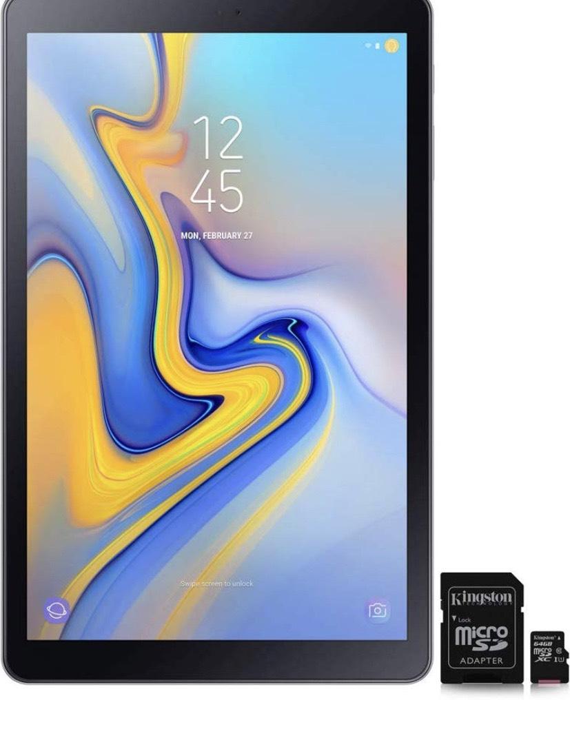 Samsung T590 Galaxy Tab A 10.5 Wi-Fi 32GB 3GB RAM + 64 GB MicroSD