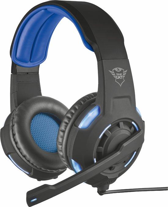 Trust GXT 350 Radius - 7.1 Surround Gaming Headset - normaal € 39,99