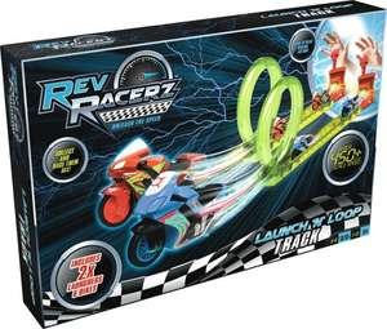 Goliath Rev Racerz Launch 'n Loop racebaan voor €14,99 @ Bol.com