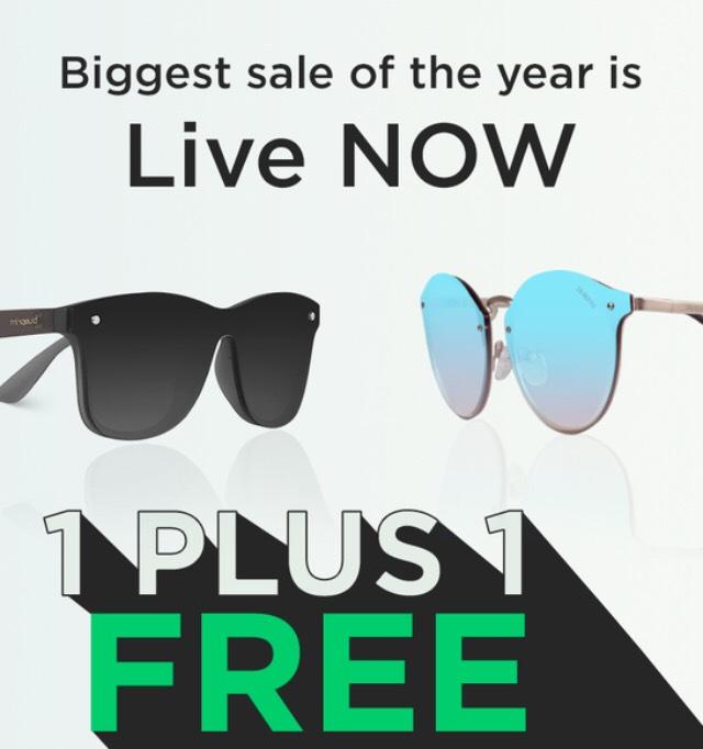 BluePrint Eyewear 1+1 gratis