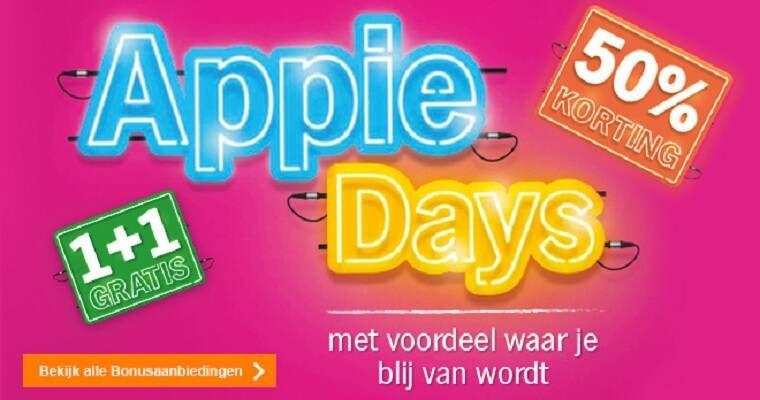 Appie Days bij Albert Heijn