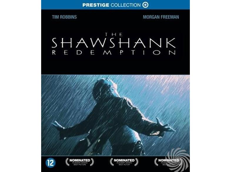 [UPDATE] The Shawshank Redemption (Blu-ray) voor €2,99 @ Media Markt