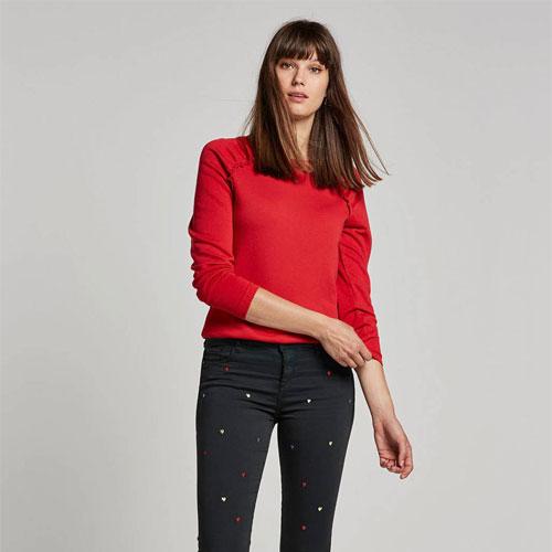 Esprit sweatshirt -72% @ Wehkamp