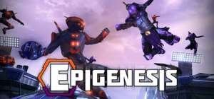 Gratis game Epigenesis (Steam key) t.w.v. €4,99