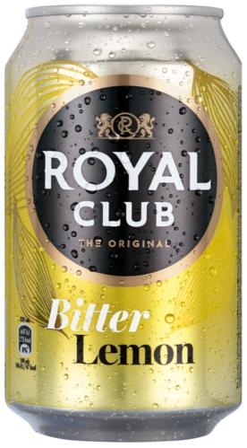 Dirk: 6x blikjes Royal Club voor 2 eur. -50%.
