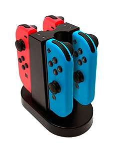 [Prime] Bigben Quad Charger Nintendo Switch @Amazon.de