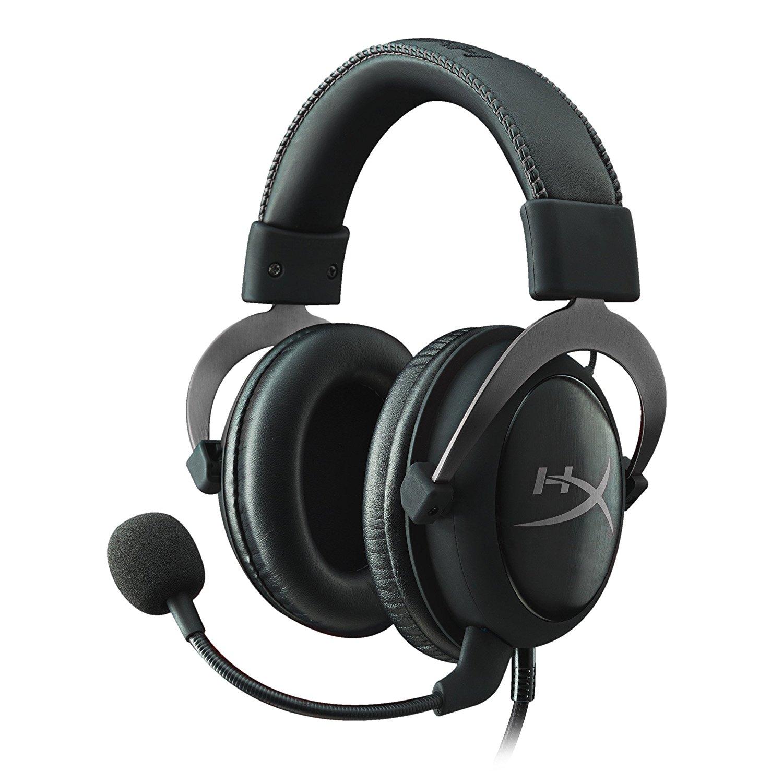 HyperX Cloud II headset (grijs of rood) @Amazon.de