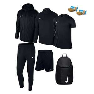 Nike Academy 6-delig trainingsset @Geomix-shop