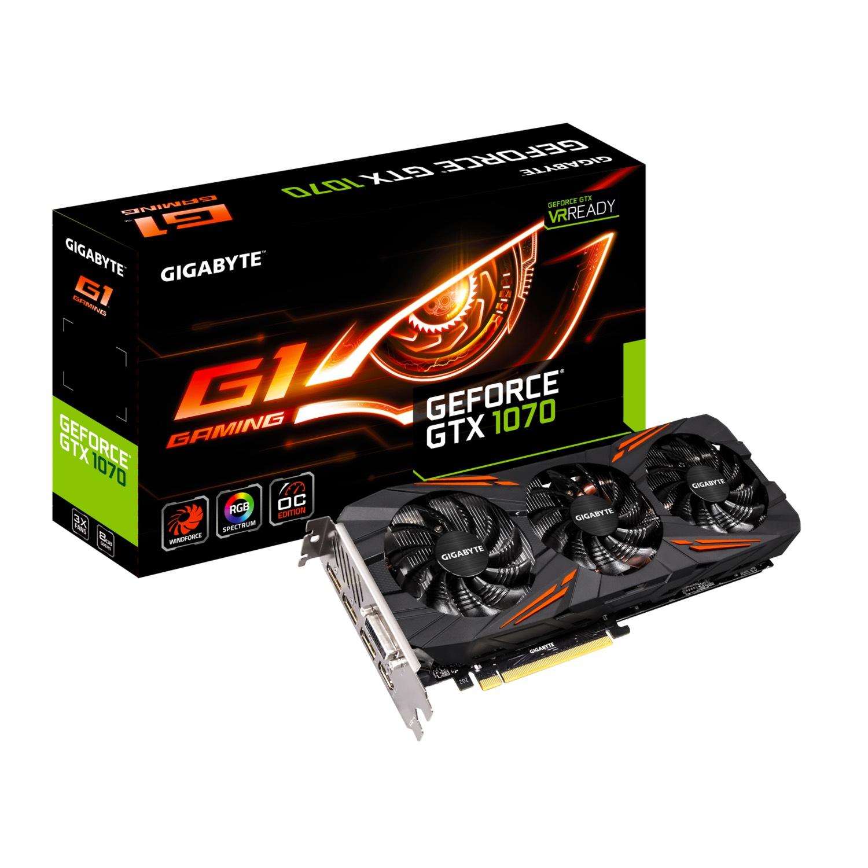 GTX 1070 8Gb G1 Gaming [BELGIË]