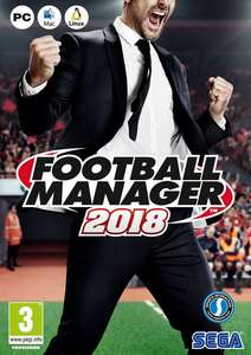 Football manager 2018 Steam @cdkeys