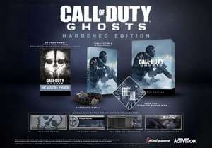 Call of Duty Ghosts Hardened Edition (X360, PS3, PC)