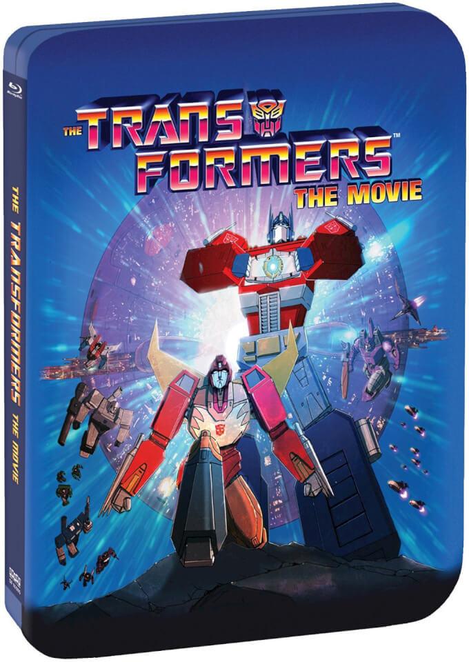 Transformers The Movie (Steelbook) €8,99 @ Zavvi