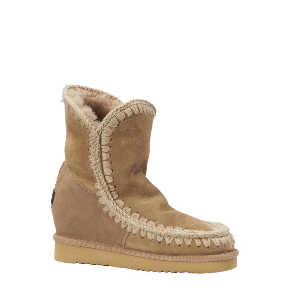 Mou suède boots -71% (40+41) @ Wehkamp