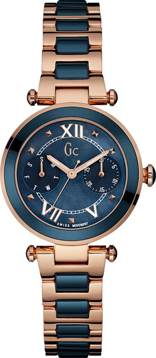 GC Watches Y06009L7 dames horloge voor €102,99 (79% korting) @ Bol.com