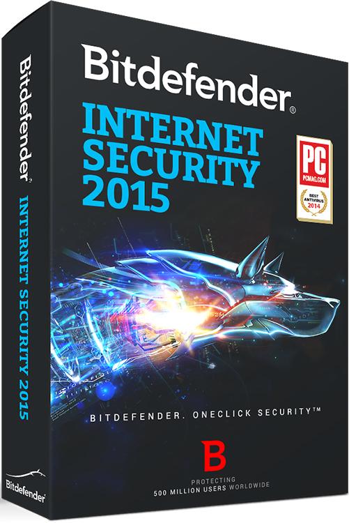9 maanden gratis Bitdefender Internet Security 2015