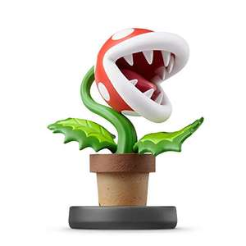 Super Smash Bros Amiibo Piranha Plant @ Amazon.de