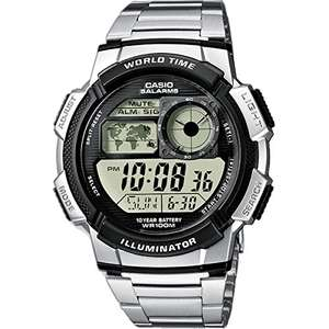 Casio AE-1000wd-1avef horloge @ Amazon.de