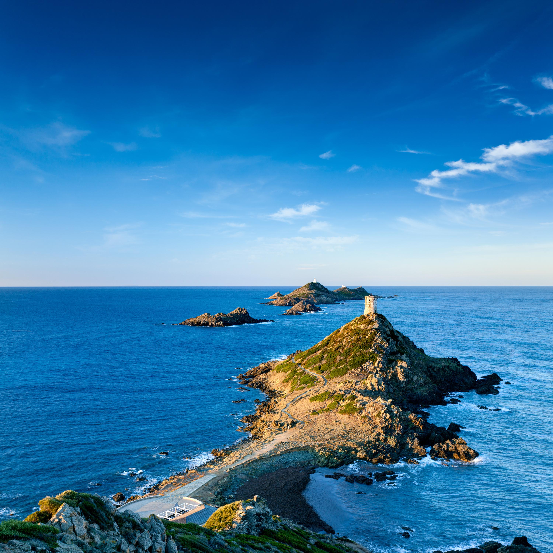 Vliegtickets: Brussel naar Ajaccio (Corsica) voor €95 @ TUI