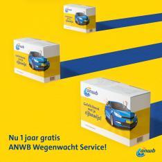 [Gratis] 1 jaar Wegenwacht Service en Rijbewijsbox @ ANWB