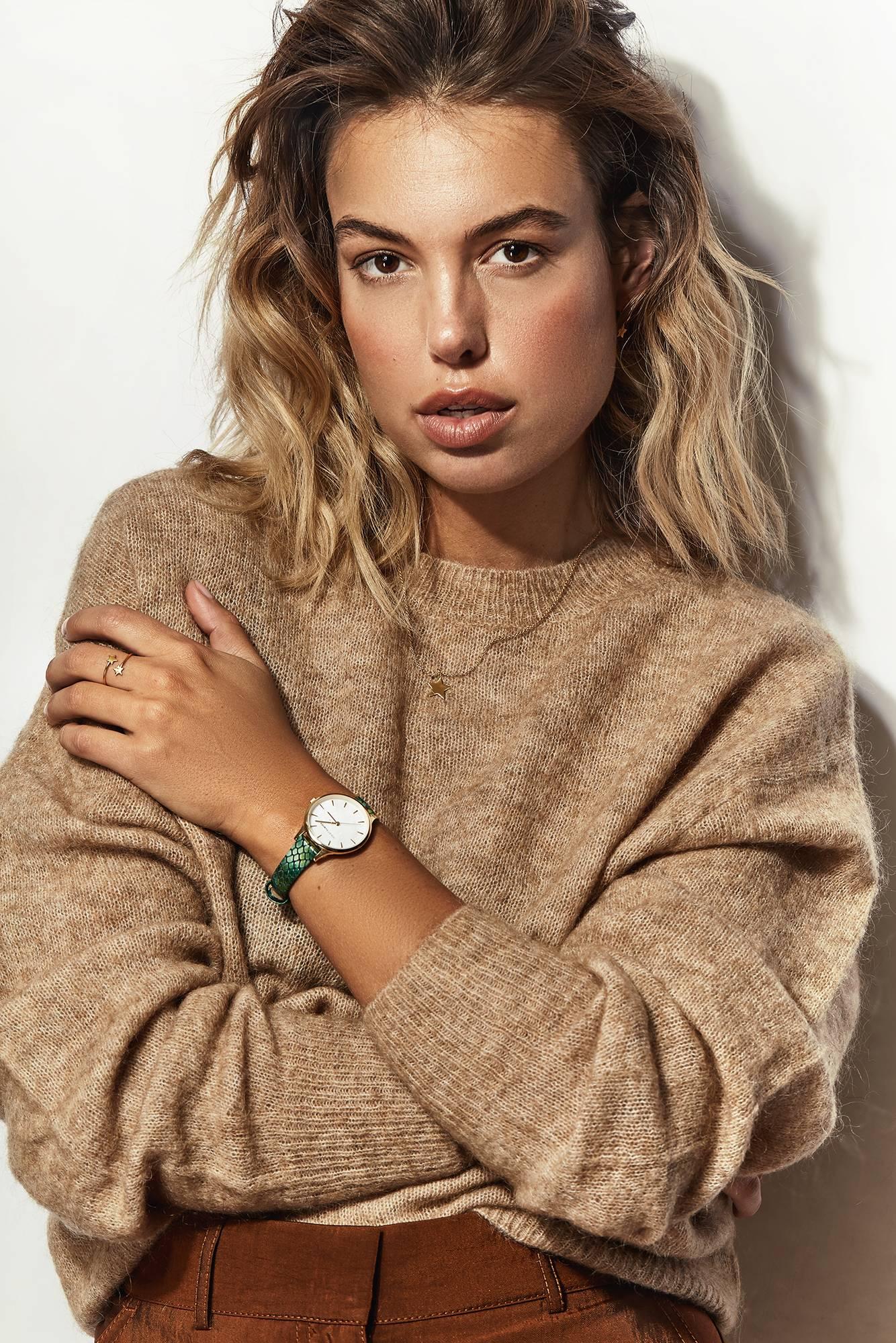 Gratis Armbandje t.w.v. €39 bij je aankoop - Violet Hamden