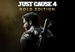 Just Cause 4 - Gold Edition Upgrade (PS4 EU)  @ Kinguin