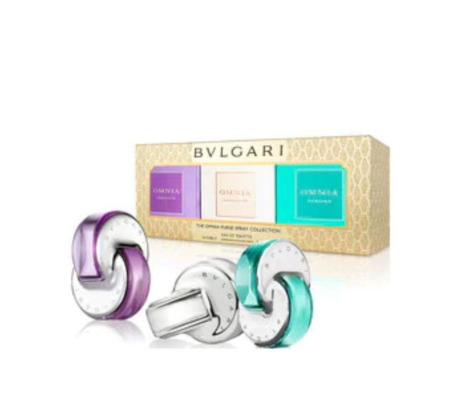 Bvlgari Omnia cadeauset met 55% korting (was €67,-)
