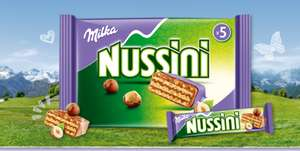 Milka Nussini - 5 repen @Xenos